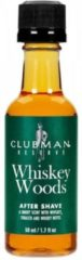 Clubman Pinaud Whiskey Woods After Shave Lotion 50ml