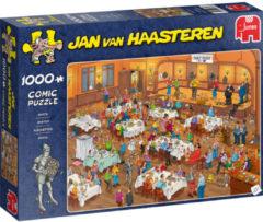 Jumbo Spiele GmbH Jan van Haasteren Darts Puzzel 1000 Stukjes