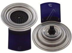 Philips, Senseo, Philips Whirlpool Padhalter (einfach -Blau-) 422225938960, HD5008/01, CRP695/01