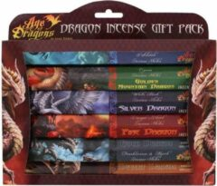 Rode Green Tree Candle Company Green Tree Age of Dragons wierook giftset