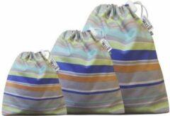 Close pop-in draagtas met rits voor luiers , medium