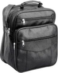 Travel Bags Flugumhänger I 34 cm D&N schwarz