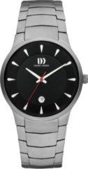 Danish Design IQ63Q1275 Horloge BogØ Titanium 39 mm