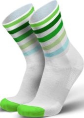 Groene Incyclence Incylence Running Sock Levels Green