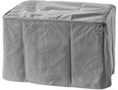 Zilveren Merkloos / Sans marque Happy Cocooning Beschermhoes Table Vierkant klein 60 x 60 x 40 cm