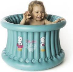 Turquoise CUPCAKE BABIES BIG BATH (1-6 years) NEW!!