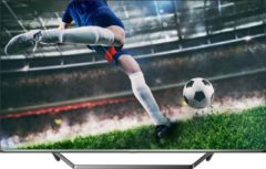 Hisense U7QF 55U7QF tv 139,7 cm (55'') 4K Ultra HD Smart TV Wi-Fi Zwart