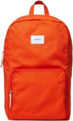 Sandqvist Schooltas Laptop Backpack Kim 15 Inch Rood