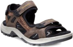 Ecco - Offroad Yucatan Sandal - Sandalen maat 41, grijs/zwart