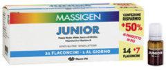 Massigen Junior Integratore 21 Flaconi
