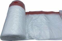 Transparante 4cookz® 50 stuks universele Vuilniszakken voor afvalscheidingsprullenbak Smart Waste