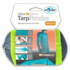 Sea to Summit - Ultra-Sil Nano 15D Tarp-Poncho maat One Size grijs