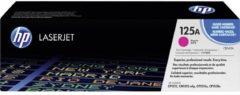 HP 125A CB543A Tonercassette Magenta 1400 bladzijden Origineel Tonercassette
