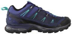 Hiking Schuhe X Ultra LTR GTX 390403 mit Schnellschnürsystem Salomon Slateblue/Deep Blue/Spa Blue