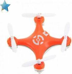 Cheerson CX-10 RC mini drone quadcopter - kleur: oranje
