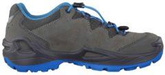 Outdoorschuhe Diego GTX Low mit Speed-Lace Fixierung 340154 Lowa grey/turquoise