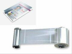 Transparante Zebra 800084-918 lamineerfilm