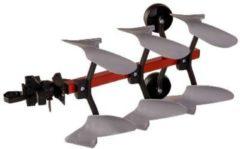 Grijze Rolly Toys 123865 RollyPflug Ploeg