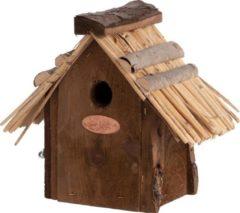 Bruine Beeztees Esschert Design Winterkoning Vogelhuisje