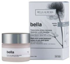 Bella Aurora Night Time Action Treatment Repairs And Anti Dark Spots 50ml