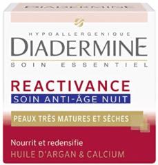 Diadermine Gezichtscreme Reactivance - Nacht Anti-Age 50 ml