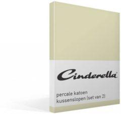 Cinderella-Basic Cinderella slopen basic katoen ivory Slopen set (60x70)
