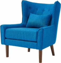 Artistiq Living Artistiq Fauteuil 'Hazel' kleur Blauw