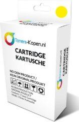 Toners-kopen.nl C13T24344010 T2434 alternatief - compatible inkt cartridge voor Epson 24xl geel Toners-kopen nl