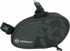SKS zadeltas Traveller Click polyester 800 ml zwart