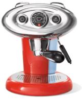 Francis&Francis X7.1 iperEspresso Vrijstaand Handmatig Espressomachine 1l Rood