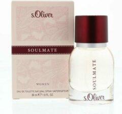 S.Oliver S Oliver Woman Soulmate Eau De Toilette Spray (30ml)