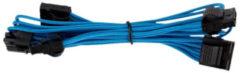 Corsair Microsystems Corsair Premium individually sleeved (Type 4, Generation 3) - Stromkabel - interne Stromversorgung, 6-polig (W) CP-8920194