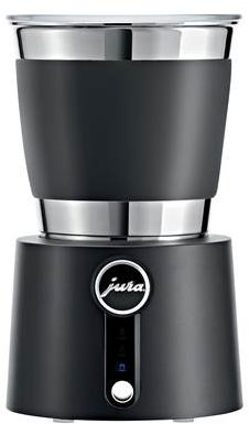 Afbeelding van Zwarte Jura Hot & Cold melkopschuimer 340 ml