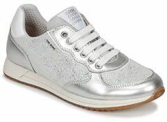 Grijze Lage Sneakers Geox J JENSEA G. D