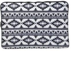 Misstella Laptop Sleeve tot 15.4 inch – Bohemian Style – Zwart/Wit