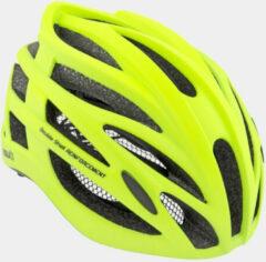 AGU Tesero Helm Unisex Sporthelm - Maat S/M - Geel