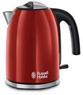 Rode RUSSELL HOBBS Russel Hobbs waterkoker Colours Plus Flame 20412-70 (Rood)