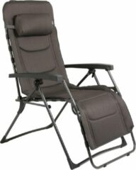 Grijze Redwood Emerald Relaxchair - Relaxstoel - Inklapbaar