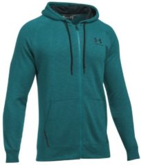 Under Armour Bekleidung Coldgear Sportstyle Full Zip Triblend Under Armour gruen