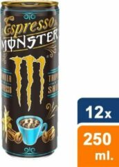 Monster Energy Monster - Espresso Vanilla - 12x 250ml
