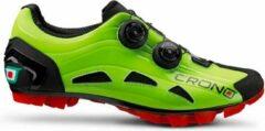 Crono Extrema 2 Mountainbikeschoenen Groen - Maat 41.5