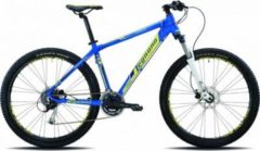 27,5 Zoll Mountainbike Legnano Lavaredo 24... 41cm, blau-gelb-schwarz