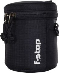 Zwarte F-Stop Lens Case II Small Black (M410)
