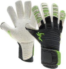 Groene Precision Keepershandschoenen Elite 2.0 Quartz Zwart/wit