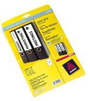 Avery Zweckform L4761-25 ordnerrugetiketten ft 19,2 x 6,1 cm (b x h), 100 etiketten, wit