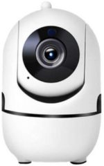 Denver SHC-150 - Camera beveiliging - Smart Home Solutions indoor IP camera - met nachtzicht en bewegingsdetectie - Wit