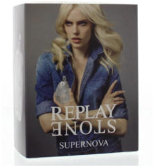 Replay Stone supernova for her eau de toilette 50 Milliliter