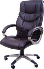 HOMCOM Bürosessel Chefsessel Schreibtischstuhl Chefsessel Drehstuhl Schreibtischstuhl Bürostuhl