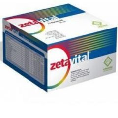 Erbozeta Zeta vital 20 flaconcini 10 ml