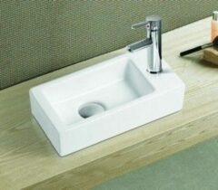 Lambini Designs Qubic fontein 36x18x9cm rechts